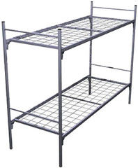 Двухъярусная кровать Европротект 2КС-3 металлическая усиленная (90x190см)