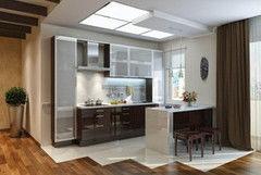 Кухня Кухня БелБоВиТ Пример 10