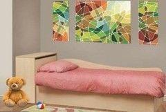 Детская кровать Детская кровать Олмеко Тони-11