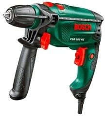Дрель Дрель Bosch PSB 680 RE (БЗП) (0603128022)