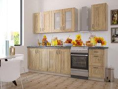 Кухня Кухня Интерлиния Мила Хольц 2.6 м