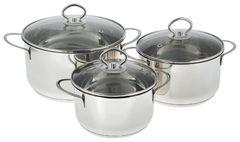 Наборы посуды Attribute Augusta ASS425 6 пр.