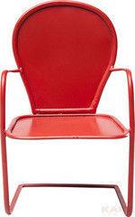 Офисное кресло Офисное кресло Kare Deco Chair Red 37261