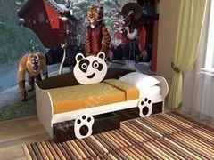 Детская кровать Детская кровать СлавМебель Панда
