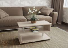 Журнальный столик SV-Мебель №2 (Дуб сонома)
