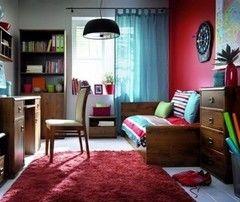 Детская комната Детская комната BRW набор Индиана (Дуб саттер)