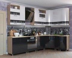 Кухня Кухня БелДрев Новый стиль Город угловая