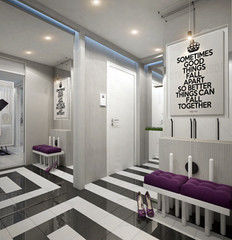 Дизайн квартир и коттеджей Майстэрня Аднапакаёвых Кватэр Проект №10