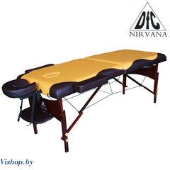 Мебель для салонов красоты  Массажный стол DFC NIRVANA Relax горчичный с коричневым