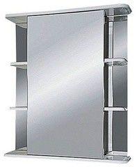 Мебель для ванной комнаты MISTY Зеркало-шкаф Магнолия 65 без света