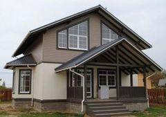 Каркасный дом Каркасный дом ИП Сопин А.В. Пример 11