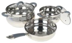 Наборы посуды Lara LR02-102 Bell 5 пр.