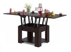 Журнальный столик Сокол-Мебель СЖ-2 (венге)