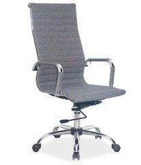 Офисное кресло Офисное кресло Signal Q-040 серый (ткань)