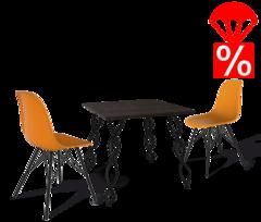 Обеденный стол Обеденный стол Sheffilton SHT-DS16