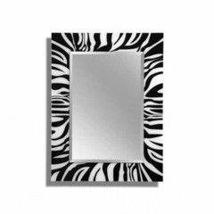 Зеркало Алмаз-Люкс 10с - Е/009 Саванна (80x60)