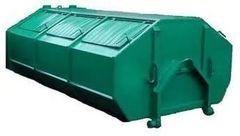 Контейнер, урна Теплоприбор Контейнер мусорный с шестью люками 9.2 м3