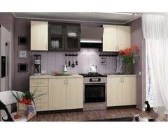 Кухня Кухня ДСВ Мебель Татьяна (венге/ беленый дуб)