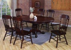 Обеденный стол Обеденный стол из Малайзии Домовой HNDT_4872_SWC