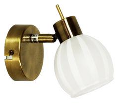 Настенно-потолочный светильник Candellux Bars 91-06745