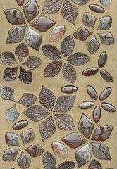 Панели ПВХ Панели ПВХ Ю-пласт Мозайка коричневая