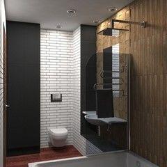 Дизайн ванной MMInteriors Интерьер сан.узла 1