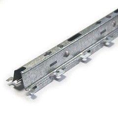 Профиль Профиль Албес Гребенка BTN Эконом (3 м) для монтажа реечных потолков