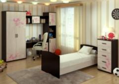Детская комната Детская комната БелДрев Милания - рисунок Сакура