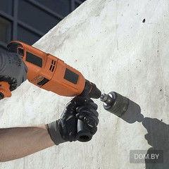 Услуга Сверление отверстия под электроточку (бетон)
