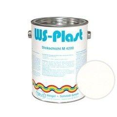 Краска Краска WS-Plast M 4200 9010 2.5л