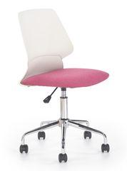 Детский стул Детский стул Halmar Skate (белый/розовый)
