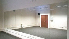 Зеркало Valtera для хореографических залов 4 мм