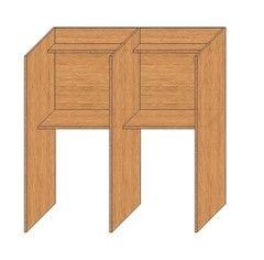 Мебель для персонала МебельДизайнПроект Пример 18