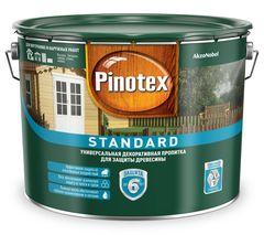 Защитный состав Защитный состав Pinotex Standard Красное дерево 9л