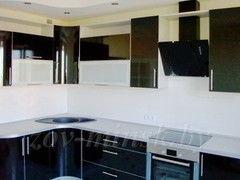 Кухня Кухня ЗОВ постформинг Черный