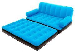 Бескаркасное кресло Бескаркасное кресло Bestway Multi-Max Air Couch 67356