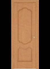 Межкомнатная дверь Ростра Орхидея ДГ Миланский орех ПВХ