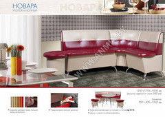 Кухонный уголок, диван Анмикс Новара