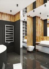 Дизайн ванной MMInteriors Пример 6