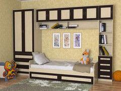 Детская комната Детская комната СлавМебель Дуэт 6