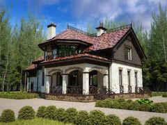 Строительство домов Строительство домов ИП Сопин А.В. Пример 46