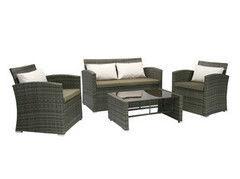 Комплект мебели из ротанга Garden4you Viki 11877