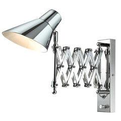 Настенный светильник Odeon Light Lark 2877/1W