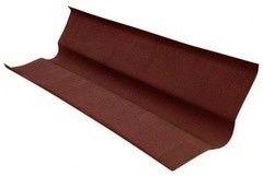 Комплектующие для кровли Onduline Ендова коричневый