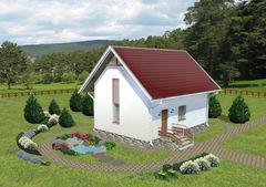 Лучший дом Проект дома М0418134