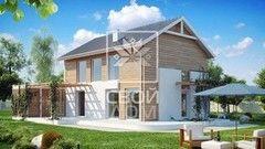 Свой Дом Проект двухэтажного дома 3