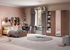 Детская комната Детская комната Калинковичский мебельный комбинат Атланта КМК 0741 (вариант 1)
