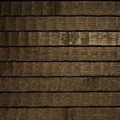 Декоративная стеновая панель Декоративная стеновая панель Бамбуковый рай Волна Венге глянец (ламель 17 мм)