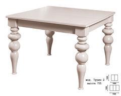 Обеденный стол Обеденный стол ТехКомПро Турин 2