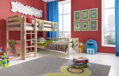 Детская кровать Детская кровать Мебельград Соня (вариант 7)
